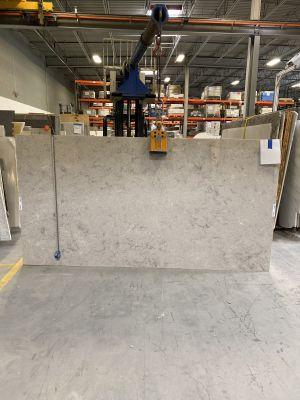 gray, beige engineered Marble Mist
