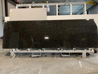 black granite Uba Tuba by stone world
