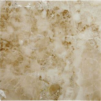 brown, tan, white marble Cappuccino Polished Marble Tiles