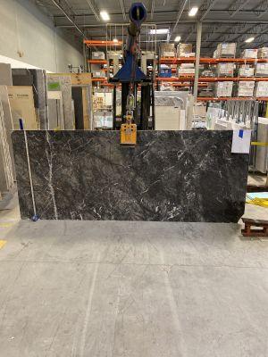 black, gray, white marble Grigio Carnico dark Marble