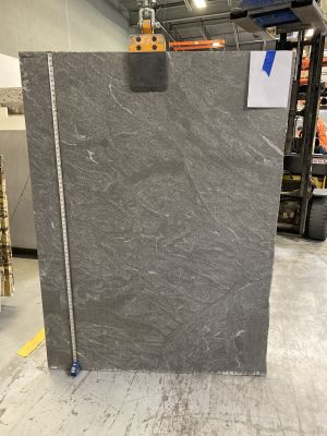 gray granite Jet Mist Flamed