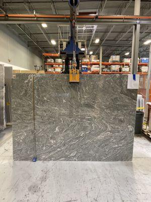black, gray, white marble Gray Marble