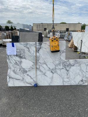 gray, white marble Gray / White Marble