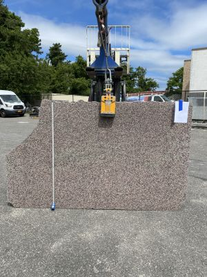 black, brown, gray, red granite Granite