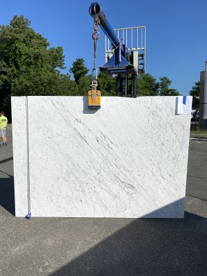 gray marble White Carrara