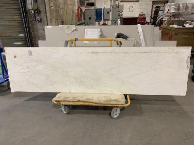 beige marble Calacatta Cremo