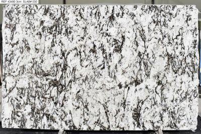 brown, gray, white granite Delicatus White