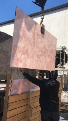 pink quartzite Antolini Rose Quartzite