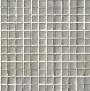 gray, tan, white glass Mosaic