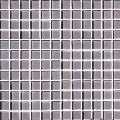 gray, white, purple glass Mosaic