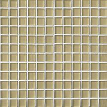 brown, green, tan glass Mosaic