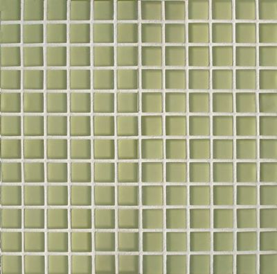 gray, green glass Mosaic