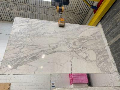 gray, white marble BARDIGLIO