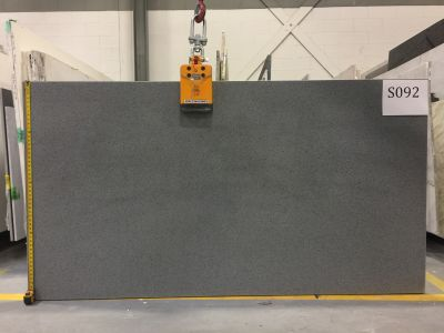 gray engineered Graphite by icestone