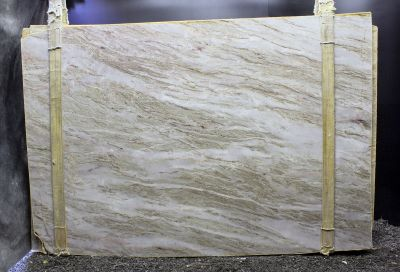 tan, white quartzite Symphony Quartzite