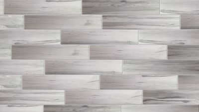 gray, white porcelain Alpine Wood Series Porcelain Tile