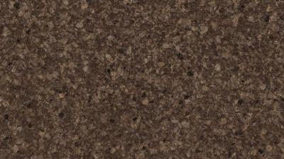 brown engineered Viatera Antella Quartz by lg viatera