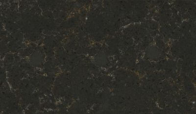 black engineered Silestone Dragon Black Quartz by silestone