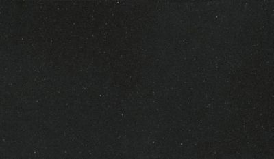 black, gray engineered Silestone Night Mist Quartz by silestone