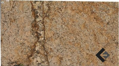 brown, gold, tan granite Golden Persa Granite