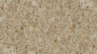 brown, tan engineered Silestone Eco Red Pine Suede Quartz by silestone
