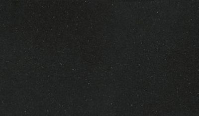 black, gray engineered Silestone Night Mist Quartz by silestone