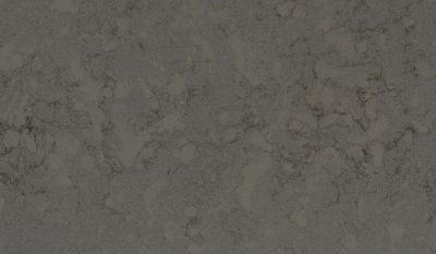 black, gray engineered Silestone Istmo Quartz by silestone