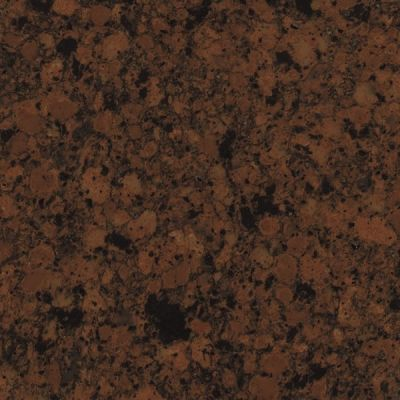 black, brown engineered Viatera Caspian Quartz by lg viatera