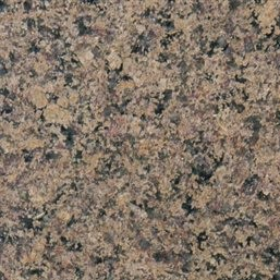 black, brown granite Desert Brown Granite