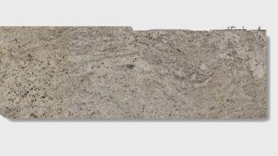 gray, tan granite Artic White