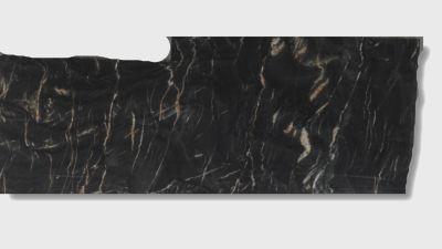 black quartzite Belvedire Honed
