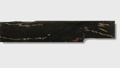 black, tan granite Black Taurus