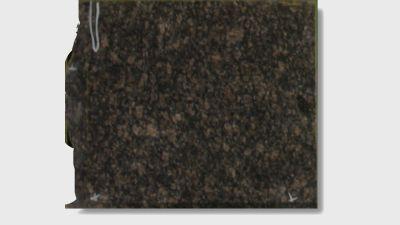 black, brown, gray granite Blue Mahogany