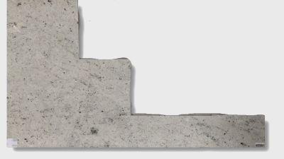 gray granite Camelot White