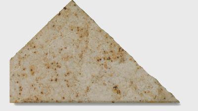tan granite Colonial Gold