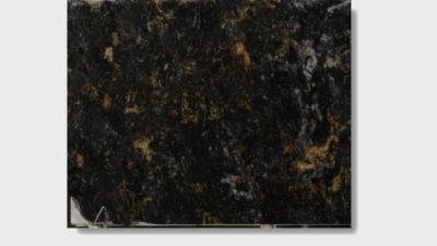 black, brown granite Cosmic Black