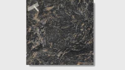 black granite Cosmic Black Honed
