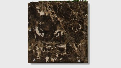 brown, tan marble Emperador Dark