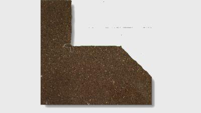 brown quartz Sierra Madre by silestone