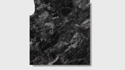 black granite Silver Wave