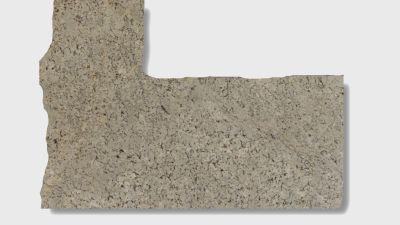 tan granite Snowfall
