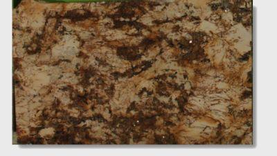 brown, tan granite Splender Gold