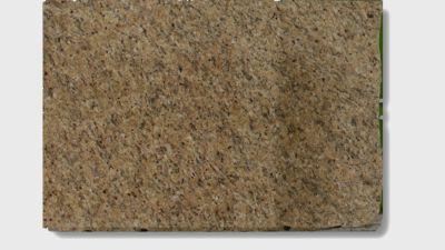 brown, tan granite St. Cecelia