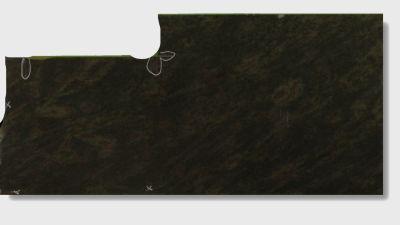 brown, gray granite Tropical Green