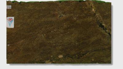 brown granite Typhoon Green