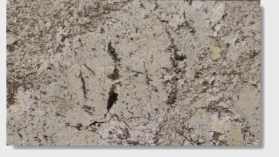 gray, tan granite Lucky White
