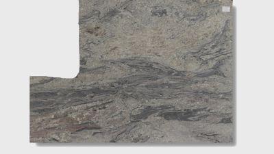 black, gray granite Paricema White
