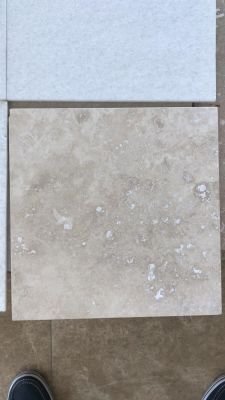 tanIvory travertine