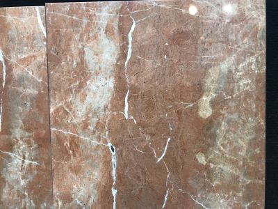 red, white marble Rojo Alicante 12x12 Polished Red Marble