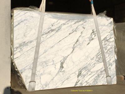 white marble Calacatta Tucci by santucci graniti